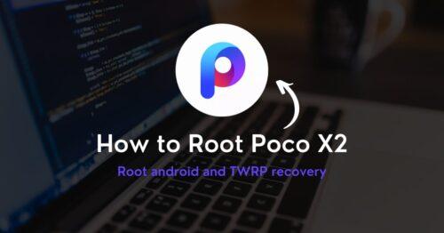 Root Poco X2